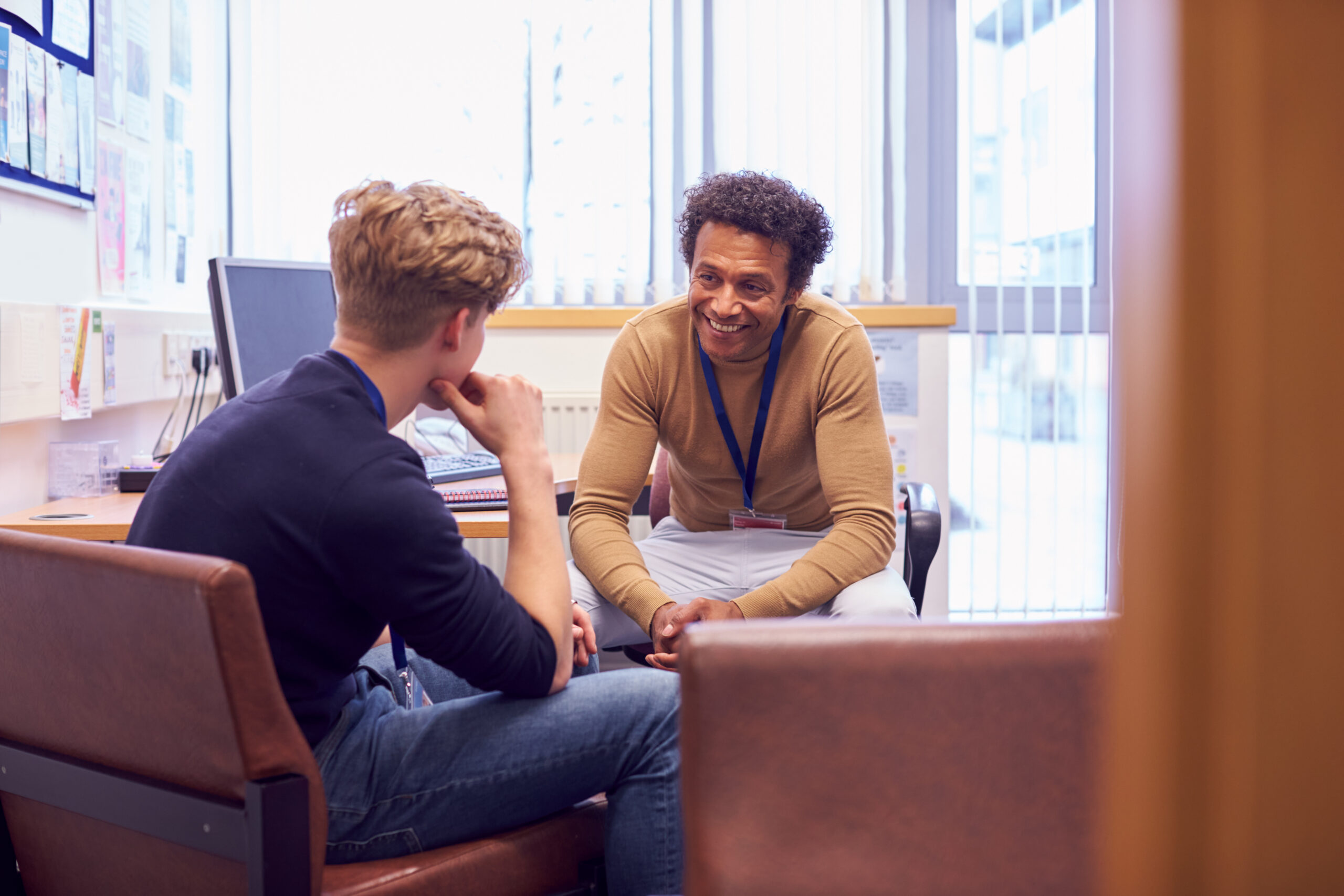 Why mentoring is a two-way street